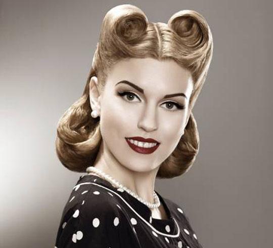 стиль моды 50-х годов