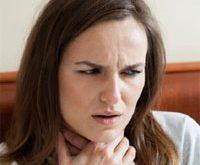 лечение боли в горле при беременности