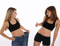 как похудеть на 1 кг за неделю