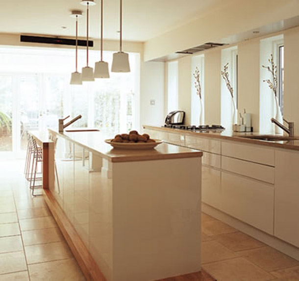 кухня освещение