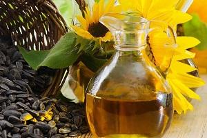 оливковое или подсолнечное