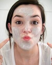 простая маска для лица