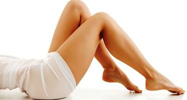 сделать красивые ноги