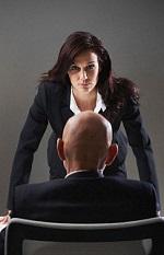 современная женщина руководитель