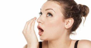 как убрать неприятный запаха изо рта