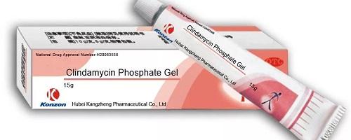 Клиндамицина фосфата