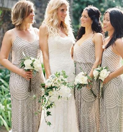 платье на летнюю свадьбу