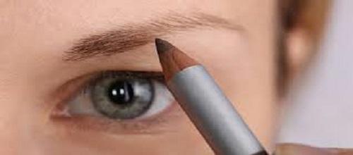 Как сделать макияж бровей карандашом