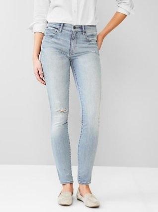 джинсы на весну