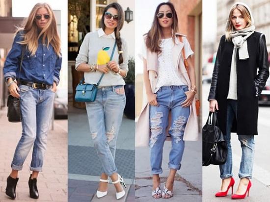 Какие сейчас модные джинсы
